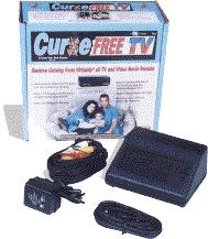 Curse-Free TV Foul Language Filter